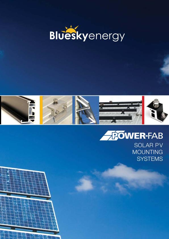 PLP Solar Catalogue