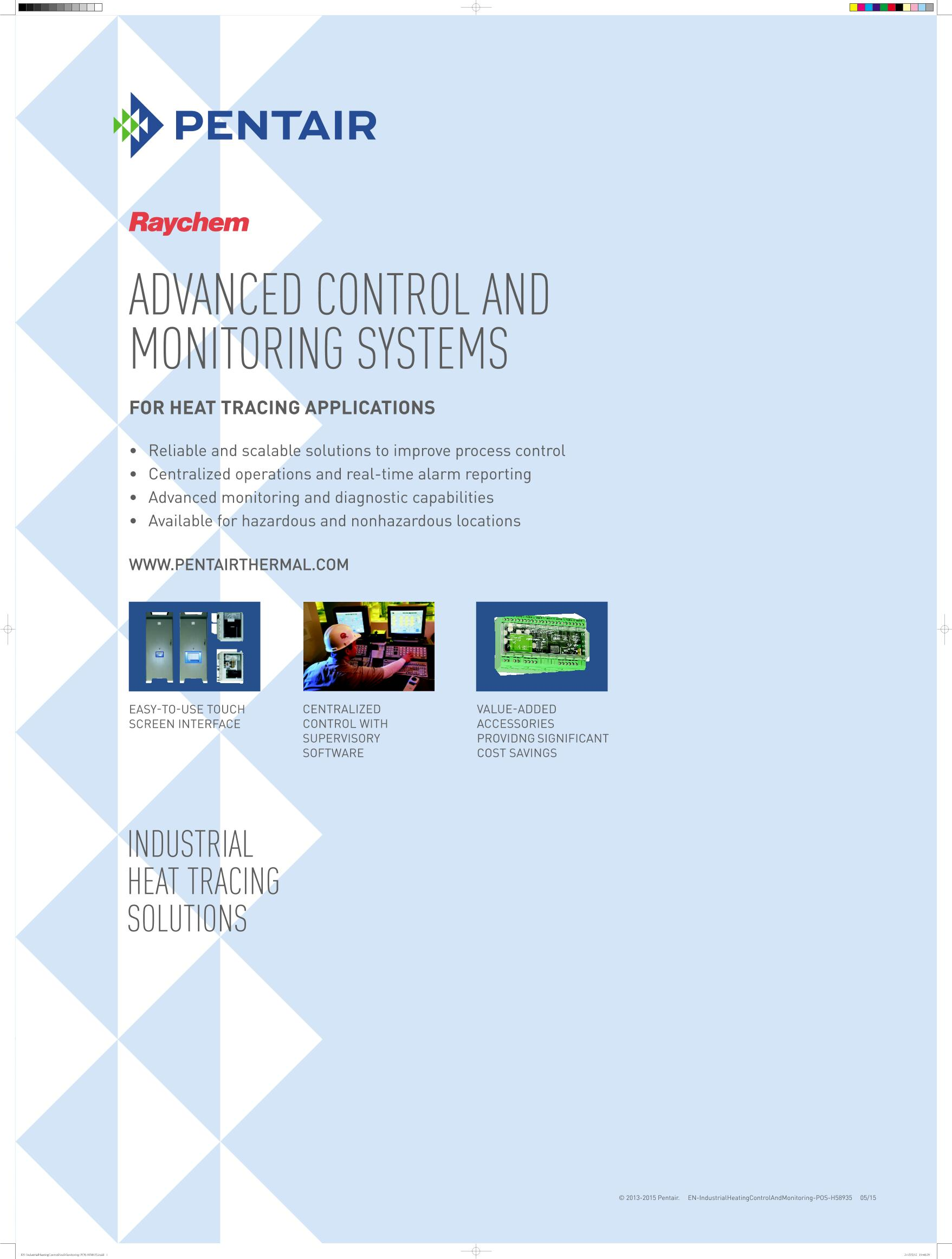Industrial Heating Control And Monitoring