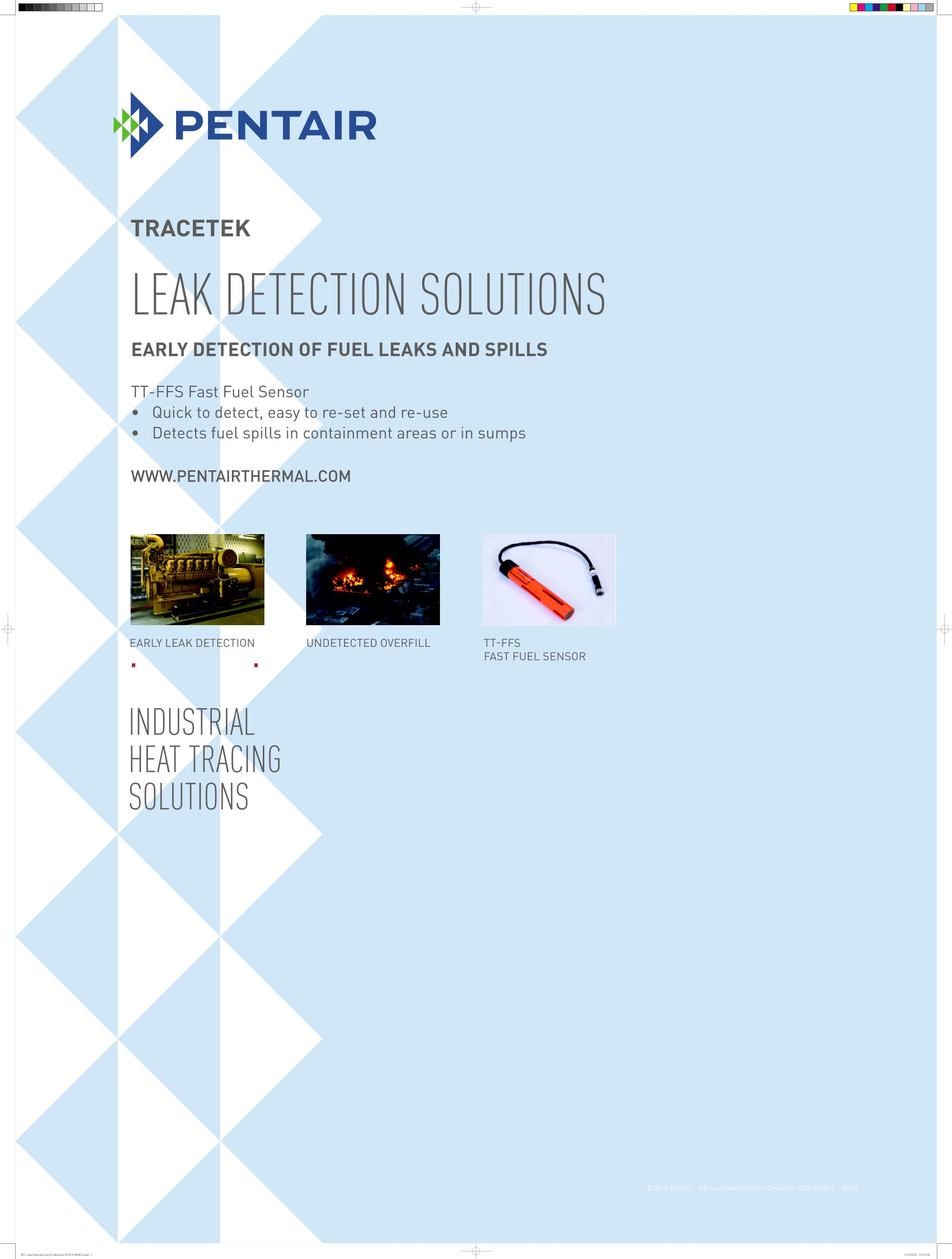 Leak Detection Early Detection