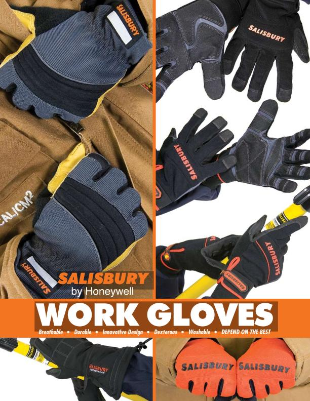 Work Gloves 2009-2010