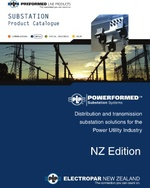 NZ Substation Catalougue